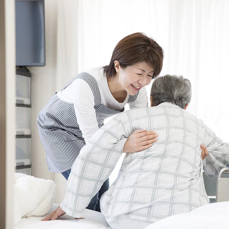 介護付有料老人ホームの特徴