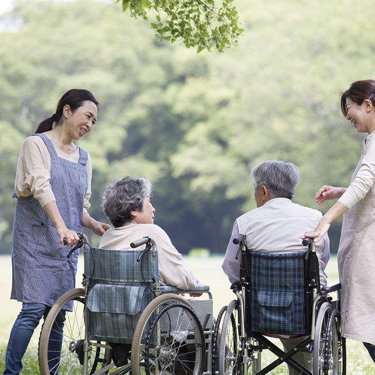 介護付有料老人ホームの場合